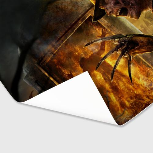 Бумага для упаковки 3D  Фото 03, Фредди Крюгер