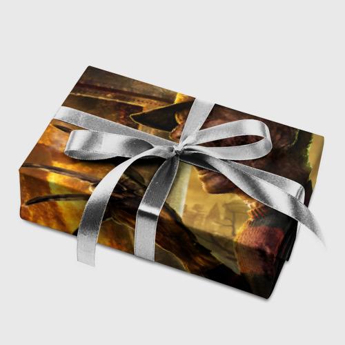 Бумага для упаковки 3D  Фото 05, Фредди Крюгер