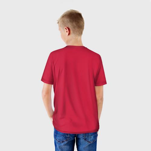 Детская футболка 3D  Фото 02, YOU`LL NEVER WALK ALONE