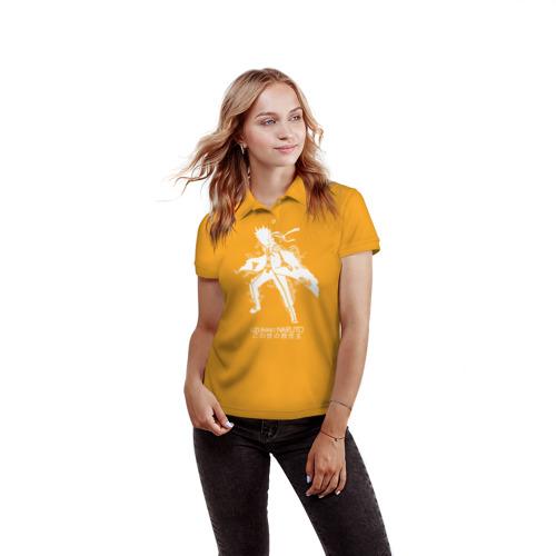 Женская рубашка поло 3D  Фото 03, Наруто