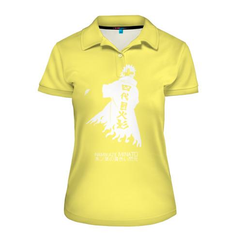 Женская рубашка поло 3D  Фото 01, Наруто
