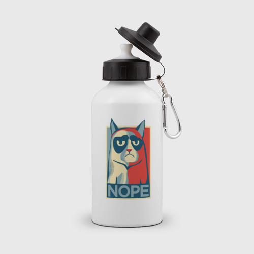 Бутылка спортивная Nope