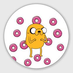 Джейк и пончики.