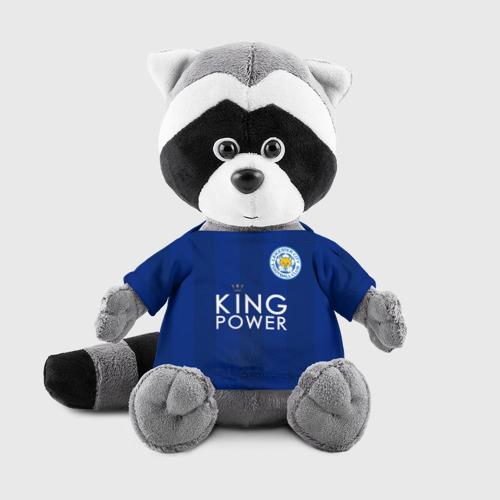Енотик в футболке 3D Лестер Сити Leicester Vardy 9
