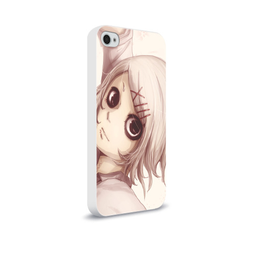 Чехол для Apple iPhone 4/4S soft-touch  Фото 02, Tokyo Ghoul
