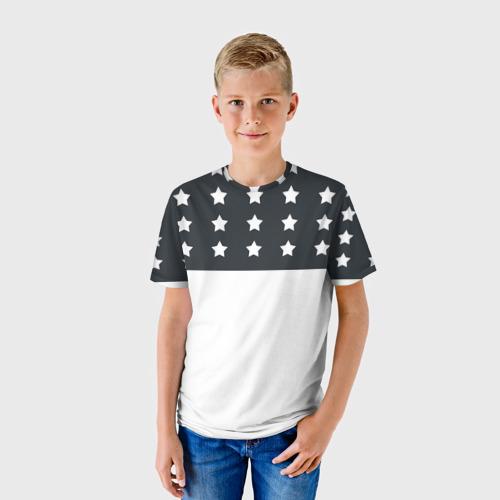 Детская футболка 3D  Фото 01, Stars