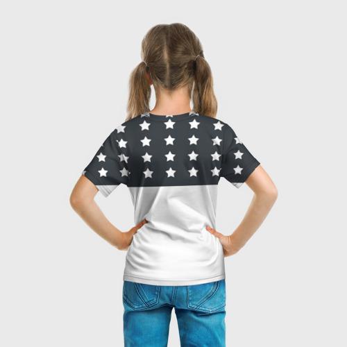 Детская футболка 3D  Фото 04, Stars