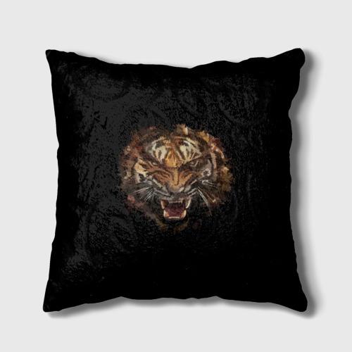 Подушка 3D  Фото 01, Тигр