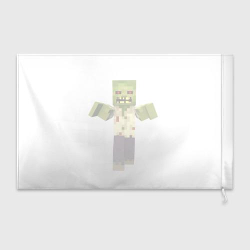 Флаг 3D  Фото 02, Зомби