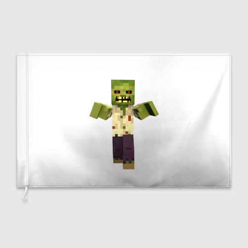 Флаг 3D  Фото 03, Зомби