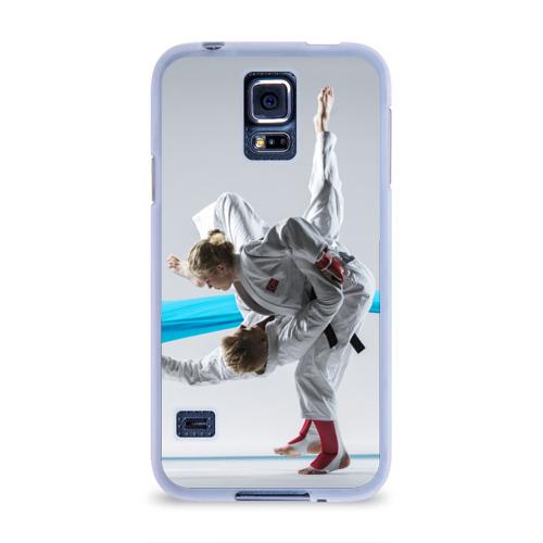 Чехол для Samsung Galaxy S5 силиконовый  Фото 01, 874634