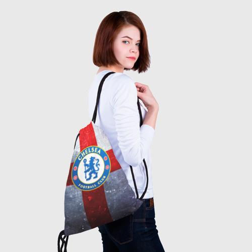 Рюкзак-мешок 3D  Фото 02, челси
