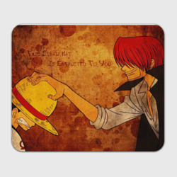 One Piece - Luffy & Shanks
