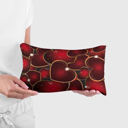 Подушка 3D антистресс  Фото 03, Сердце