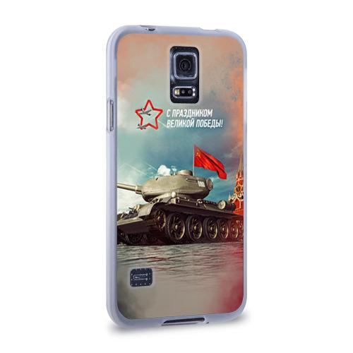 Чехол для Samsung Galaxy S5 силиконовый  Фото 02, Великая победа