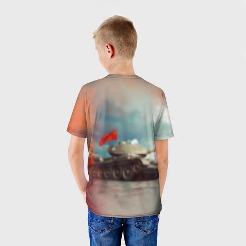Детская футболка 3D  Фото 02, Великая победа