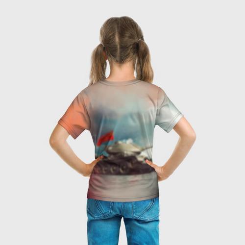 Детская футболка 3D  Фото 04, Великая победа