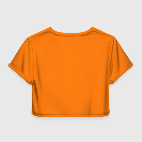 Женская футболка 3D укороченная  Фото 02, 1945