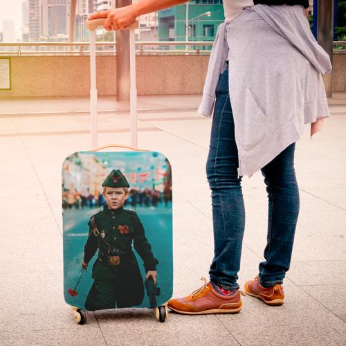 Чехол для чемодана 3D  Фото 04, Мы помним