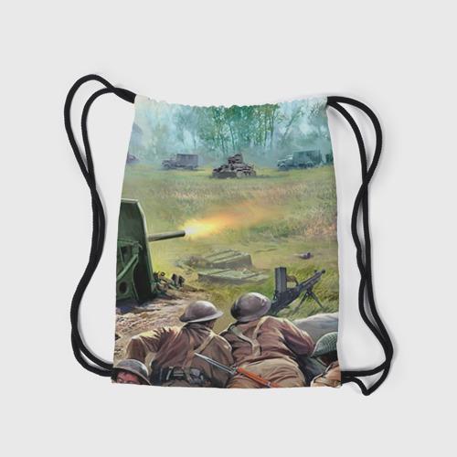 Рюкзак-мешок 3D  Фото 05, Сражение