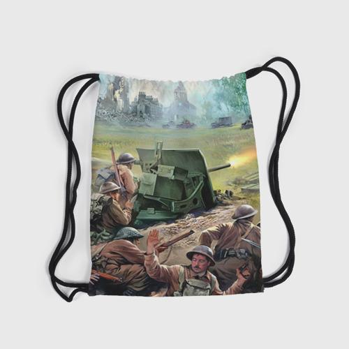 Рюкзак-мешок 3D  Фото 04, Сражение