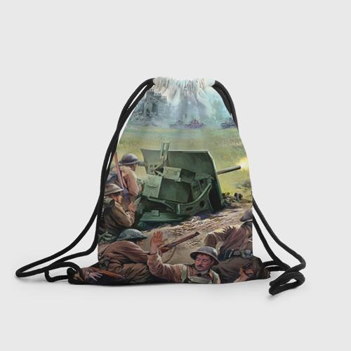 Рюкзак-мешок 3D  Фото 01, Сражение