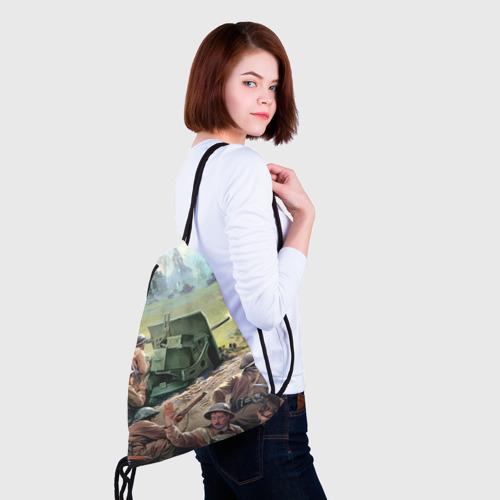 Рюкзак-мешок 3D  Фото 02, Сражение