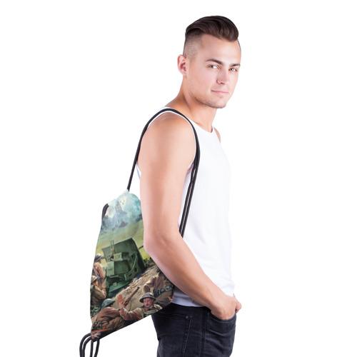 Рюкзак-мешок 3D  Фото 03, Сражение