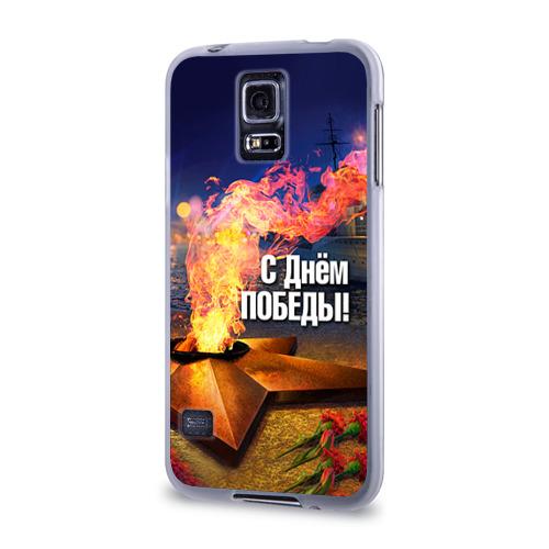 Чехол для Samsung Galaxy S5 силиконовый  Фото 03, День победы