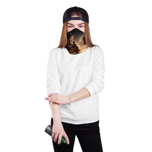 Бандана-труба 3D  Фото 02, Варкрафт