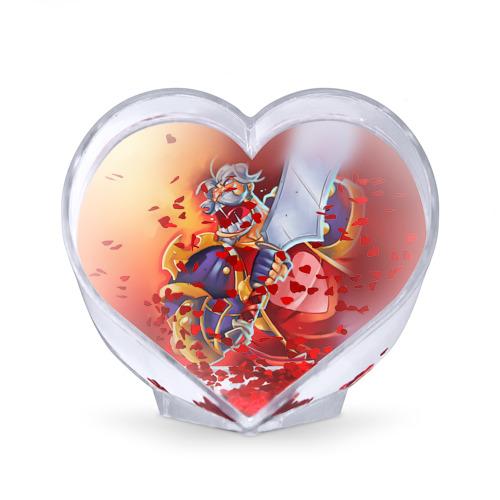 Сувенир Сердце  Фото 02, Варкрафт 4