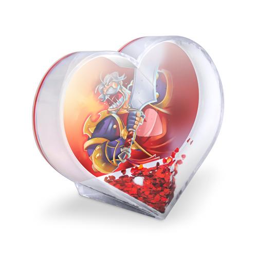 Сувенир Сердце  Фото 03, Варкрафт 4