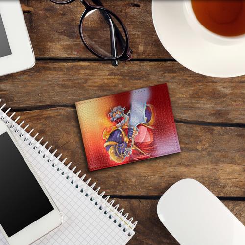 Обложка для студенческого билета Варкрафт 4 Фото 01