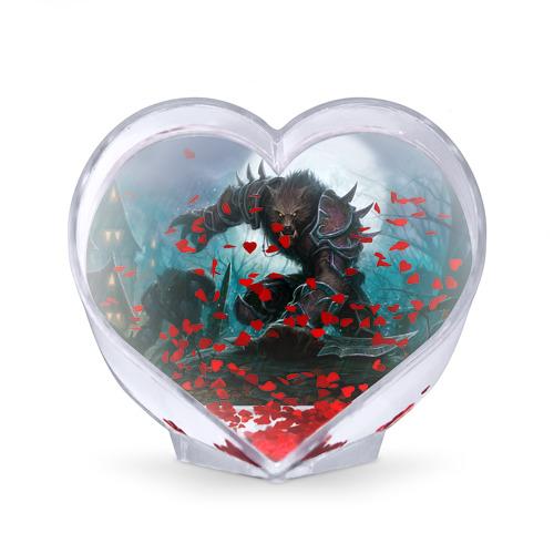 Сувенир Сердце  Фото 02, Варкрафт 5
