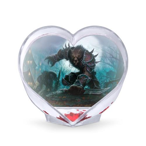 Сувенир Сердце  Фото 01, Варкрафт 5