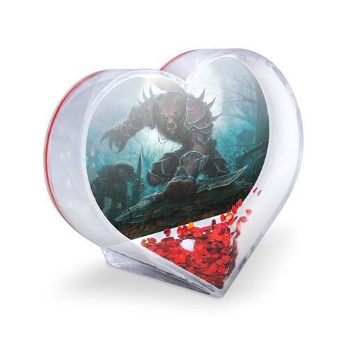 Сувенир Сердце  Фото 03, Варкрафт 5