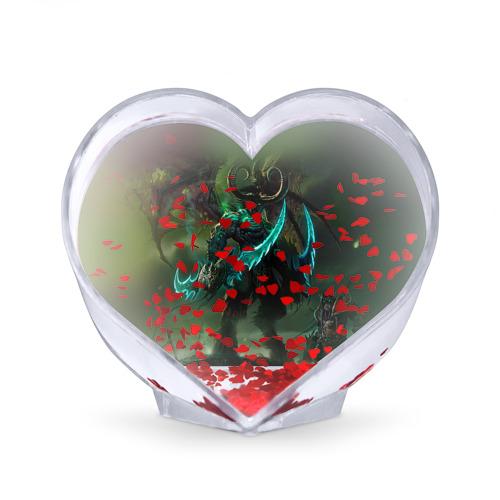 Сувенир Сердце  Фото 02, Варкрафт 6