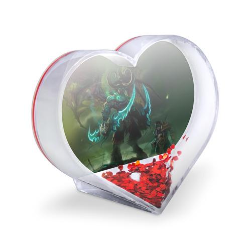 Сувенир Сердце  Фото 03, Варкрафт 6
