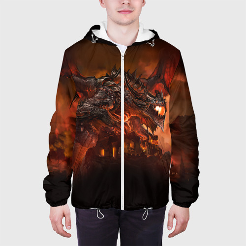 Мужская куртка 3D Варкрафт 7 Фото 01