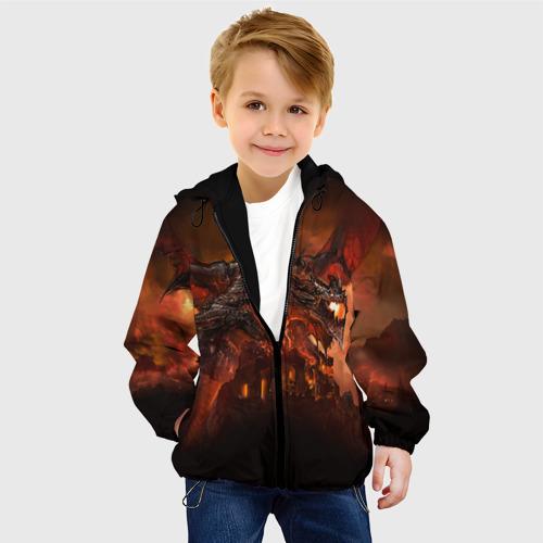 Детская куртка 3D Варкрафт 7 Фото 01