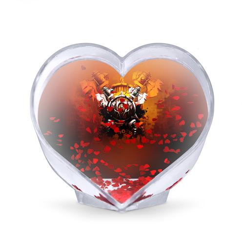 Сувенир Сердце  Фото 02, Варкрафт 8