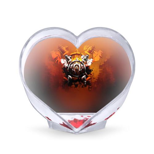 Сувенир Сердце  Фото 01, Варкрафт 8