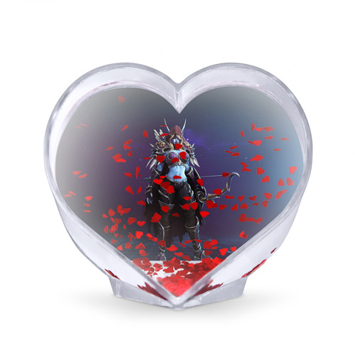 Сувенир Сердце  Фото 02, Варкрафт 9