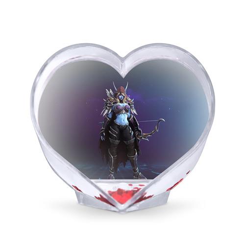 Сувенир Сердце  Фото 01, Варкрафт 9