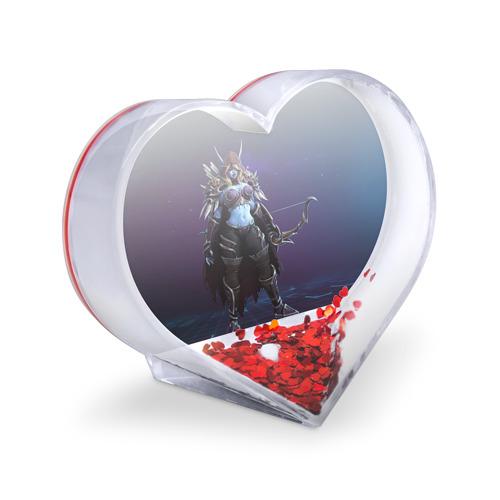 Сувенир Сердце  Фото 03, Варкрафт 9