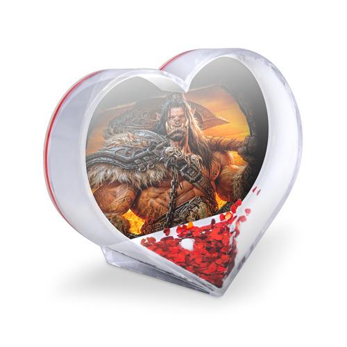 Сувенир Сердце  Фото 03, Варкрафт 11