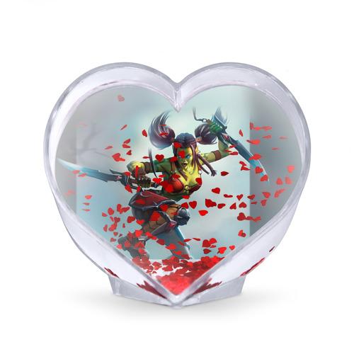 Сувенир Сердце  Фото 02, Варкрафт 12