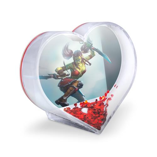 Сувенир Сердце  Фото 03, Варкрафт 12