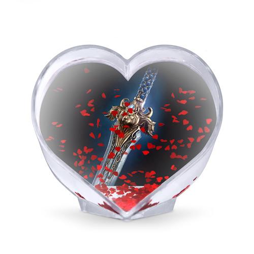 Сувенир Сердце  Фото 02, Варкрафт 13