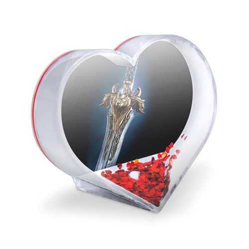 Сувенир Сердце  Фото 03, Варкрафт 13